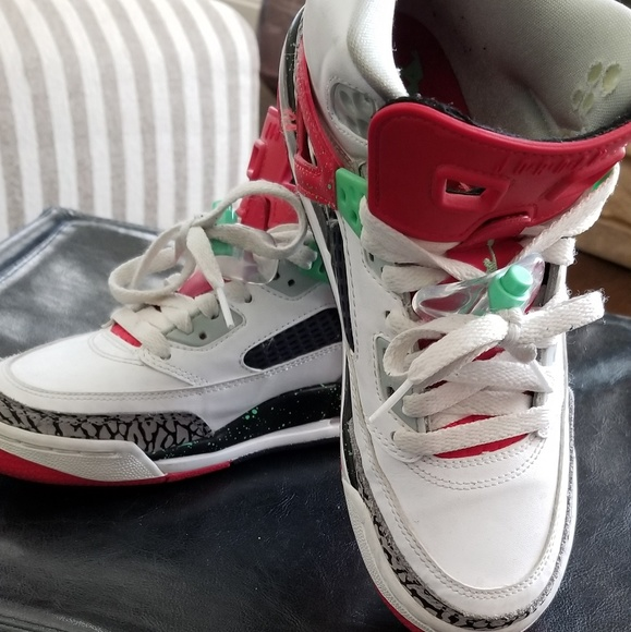 new product 237be a66dc Jordan Spizike Kids Size 5Y